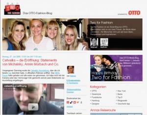 Der Corporate Blog von Otto Versand