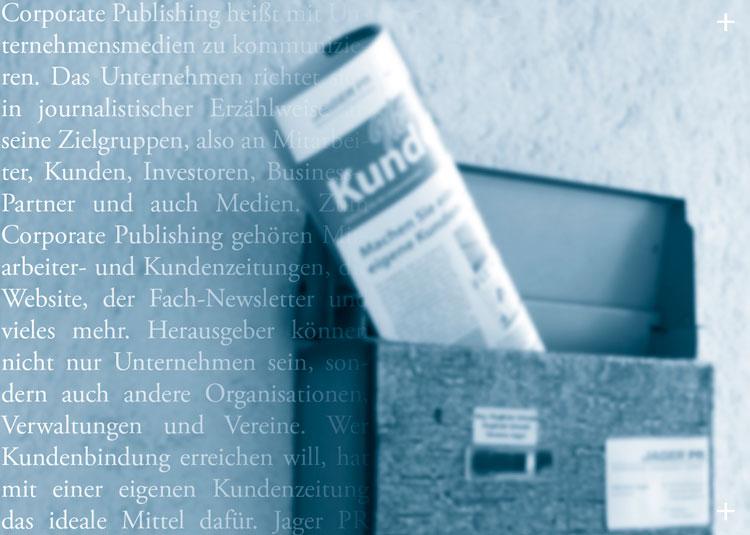 Direktversand von Kundenzeitungen