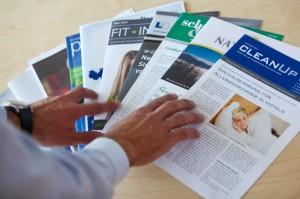 Mit den verschiedenen journalistischen Textarten bieten Sie dem Leser Abwechslung und führen ihn aus verschiedenen Blickwinkeln an den Inhalt heran.