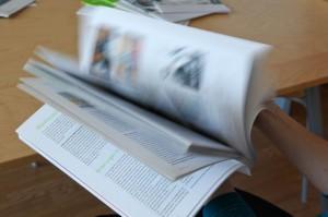 Die Schriftgröße beeinflusst die Lesegeschwindigkeit.