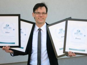 Clemens Jager mir Mercury Awards