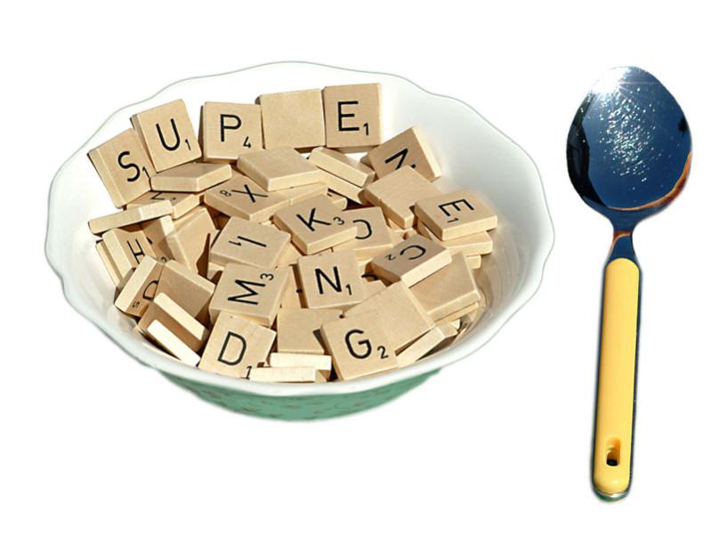 Kurze und prägnante Wörter, statt Anglizismen und Fremdbegriffe.