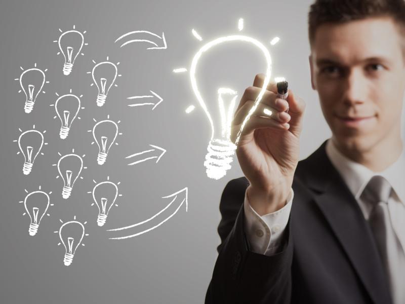 Gute Ideen kommen einen oft nicht zugeflogen. Auch im Content Marketing ist die NAchrichtenwerttheorie nützlich.