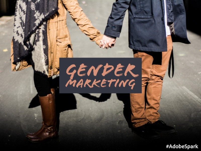 Gender Marketing