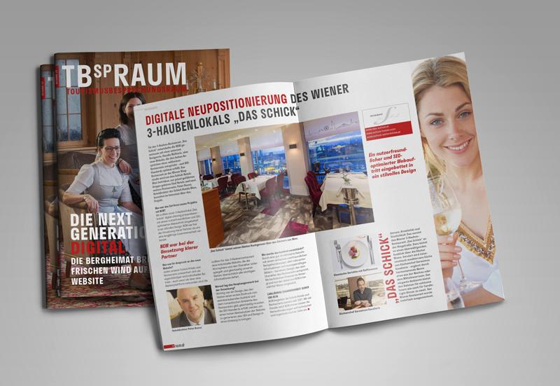Kundenmagazin von ncm.at, Ausgabe September 2020