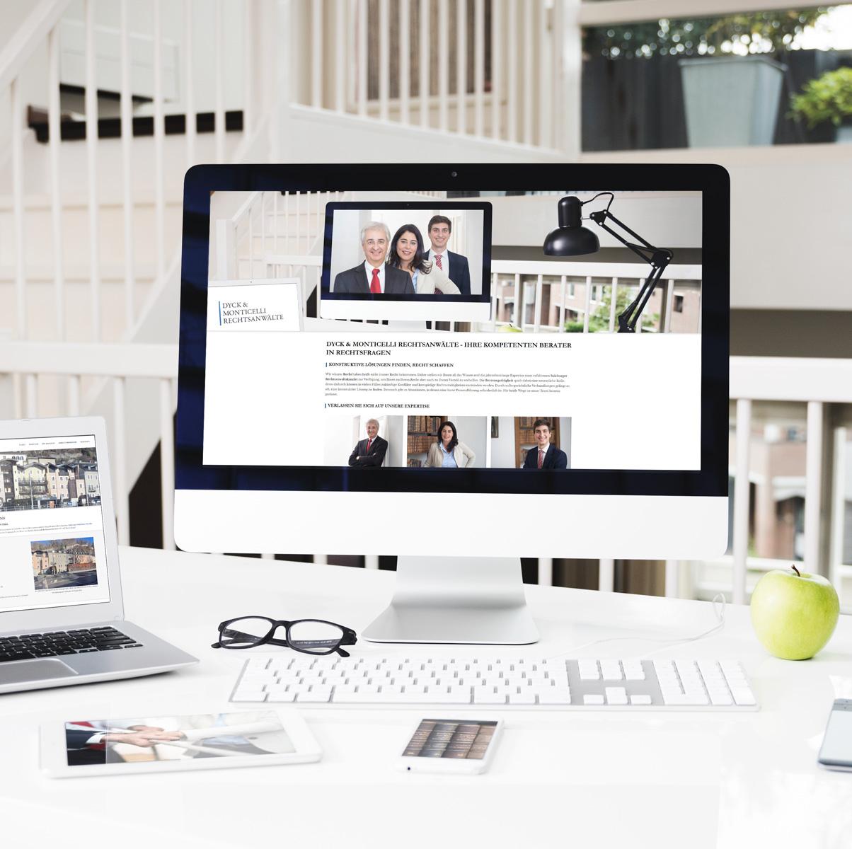 Firmenwebsite