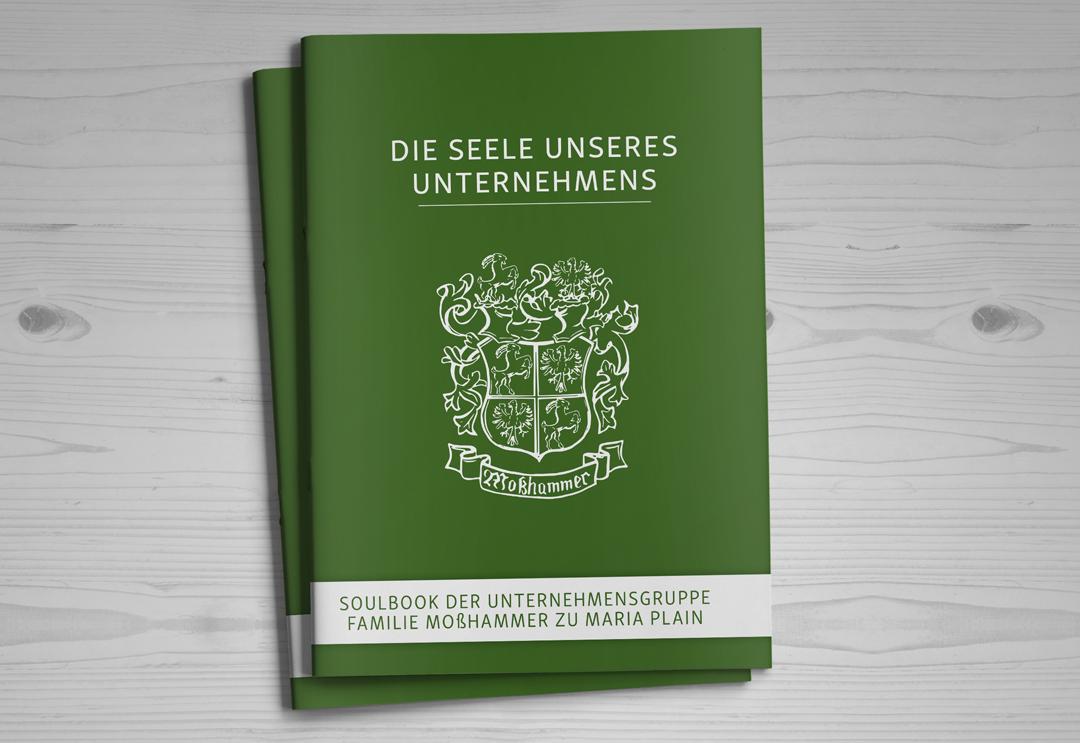 Soulbook des Hotel Gasthof Maria Plain: Cover