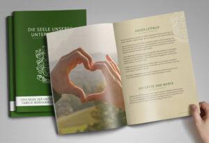 Soulbook des Hotel Gasthof Maria Plain: Doppelseite